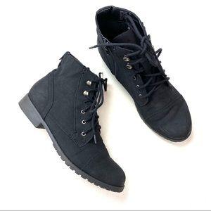 Madden Girl Rangerrr Ankle Combat Boots